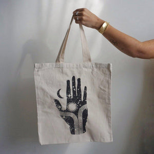 'It's All in Your Hands' Tote Bag
