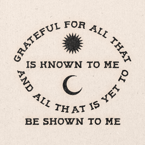 'Grateful For All' Print