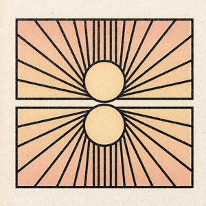 'Centered in the Sun' Print