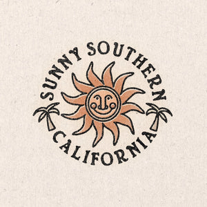 'Sunny Southern California' Print