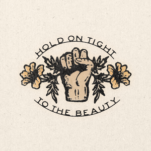 'Hold On Tight' Print