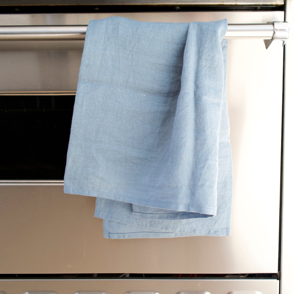 Tea Towel - Blue Grey