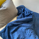 Duvet Cover - Navy Blue