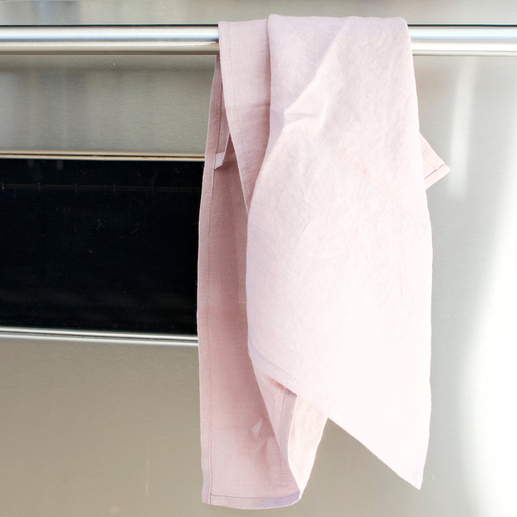 Tea Towel - Antique Rose