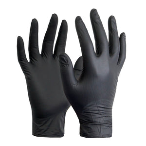 Nitrile gloves sm