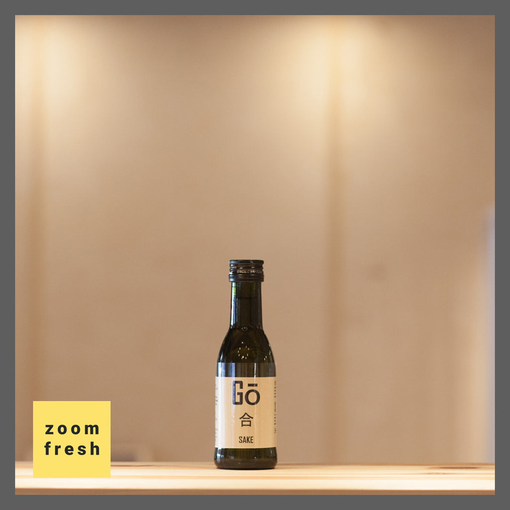 _Sake - Go Sake, 180ml - Zoom Fresh