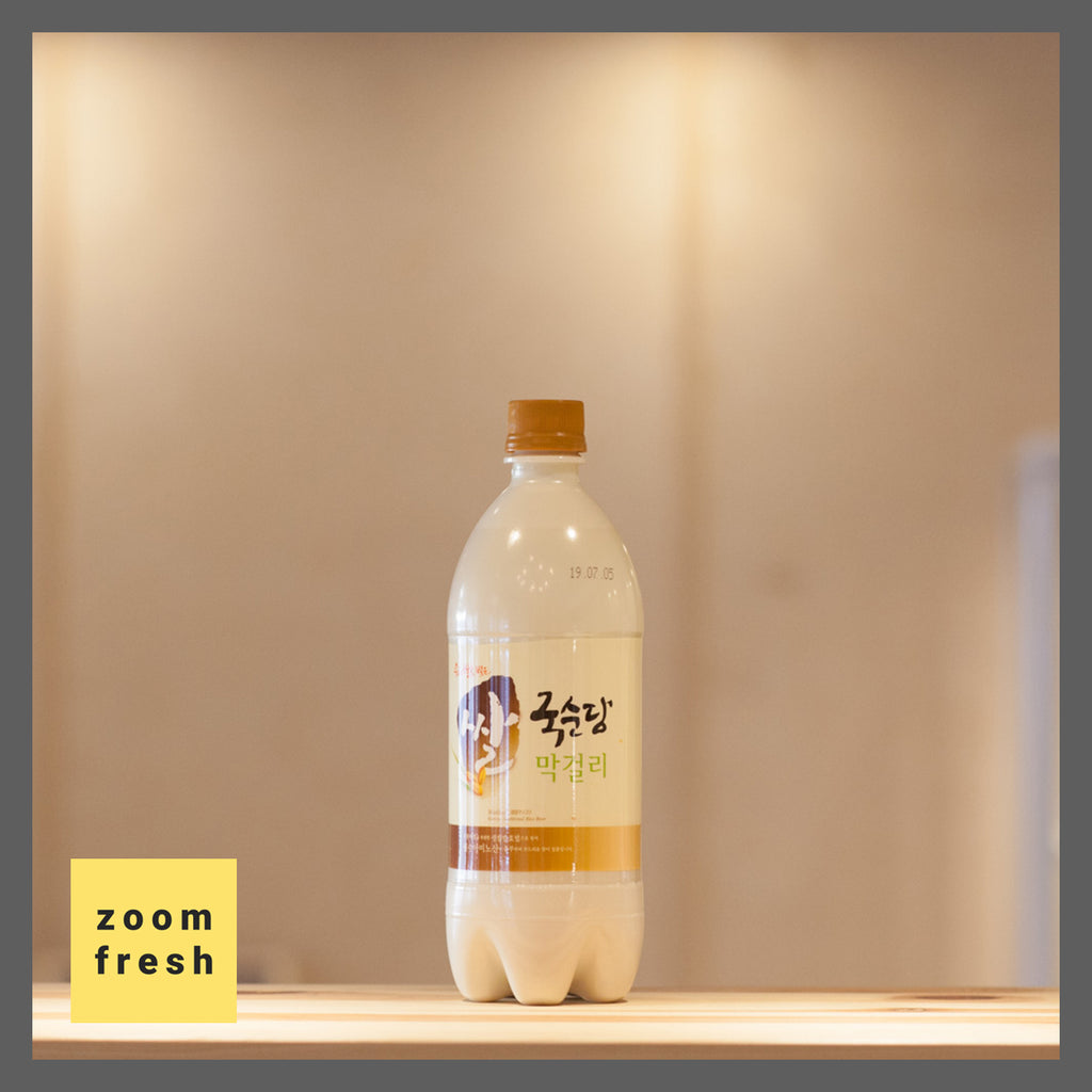 _Makkoli - Kooksoondang, 750ml - Zoom Fresh