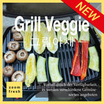 ..Grill Vegetables