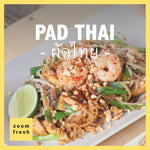 .Pad Thai Kochbox für 2 Personen - Zoom Fresh