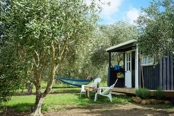 Eco getaway & staying sustainable away from home