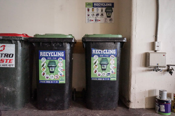 Why recycling is not the solution we think it is!