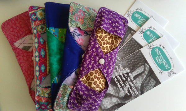 United Sustainable Sisters | Reusable Pads