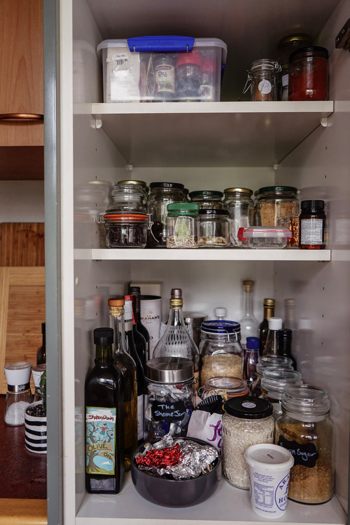 Packageless zero waste pantry new zealand