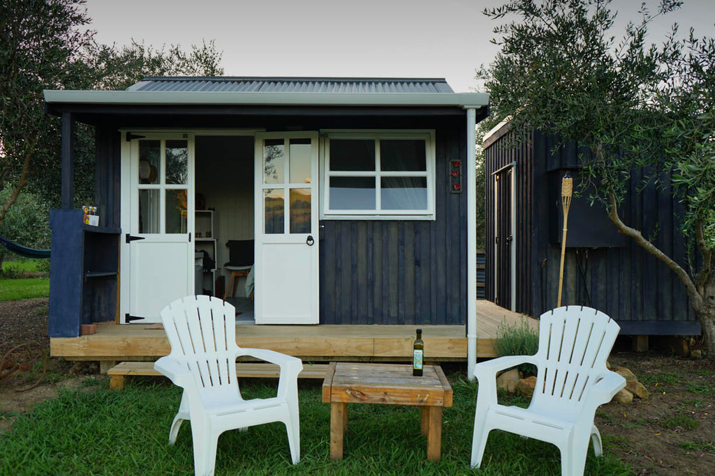 Northlanding River Bothy Eco Getaway Holiday New Zealand  Canopy Camping escape