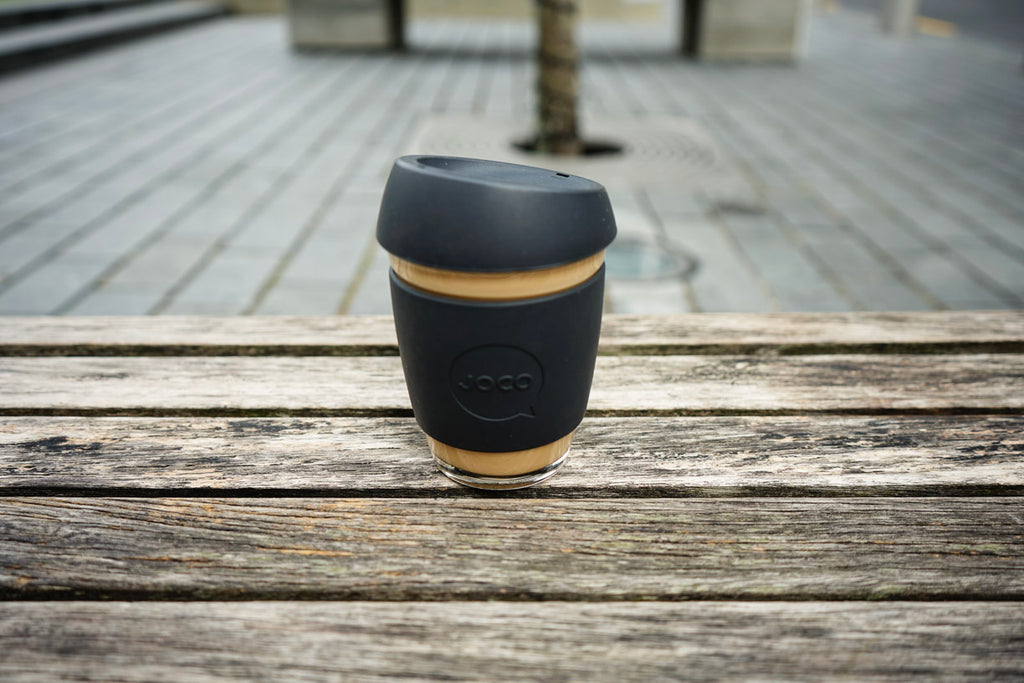 The Eco Society Reusable Coffee Cup