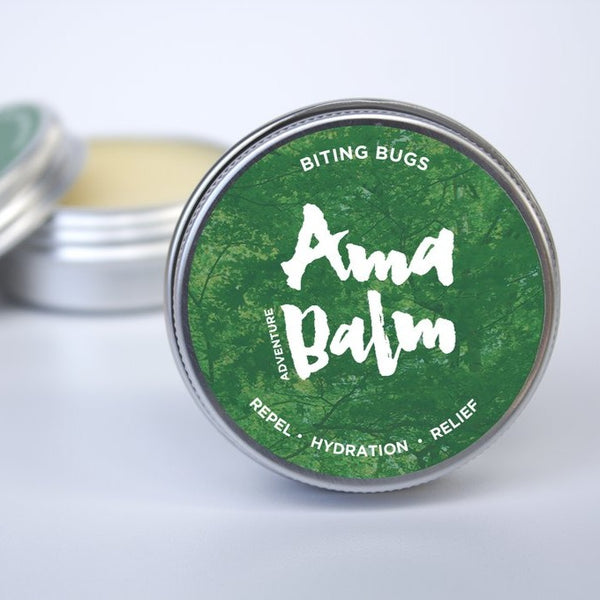 Free Sample of The Ama Life Bug Balm