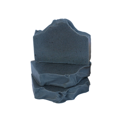 Natural Soap Bar - Activated Charcoal and Sweet Orange