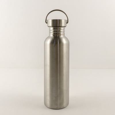Stainless Steel Single Layer Drink Bottle 750ml