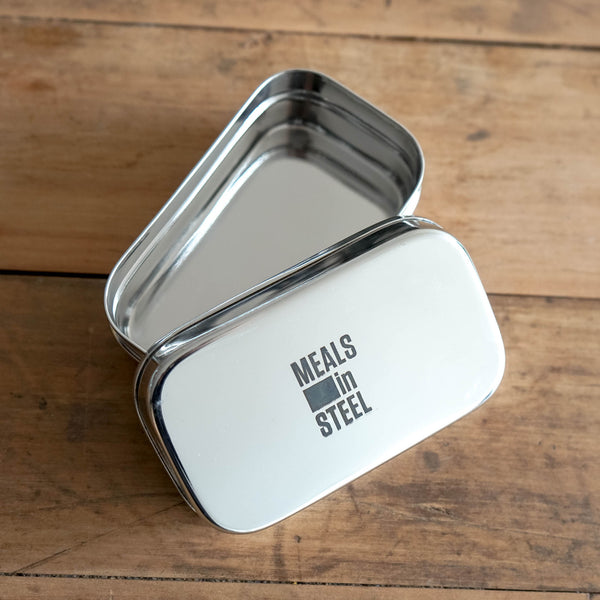 Snack Box Small Stainless Steel