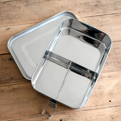 Leak Proof Bento Lunchbox Stainless Steel