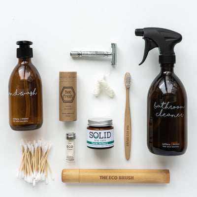Low Waste Bathroom Kit - Deluxe