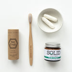 Low Waste Bathroom Kit - Everyday Basics