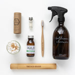 Low Waste Bathroom Kit - Essentials