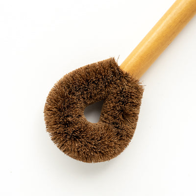 Coconut Fibre Toilet Brush