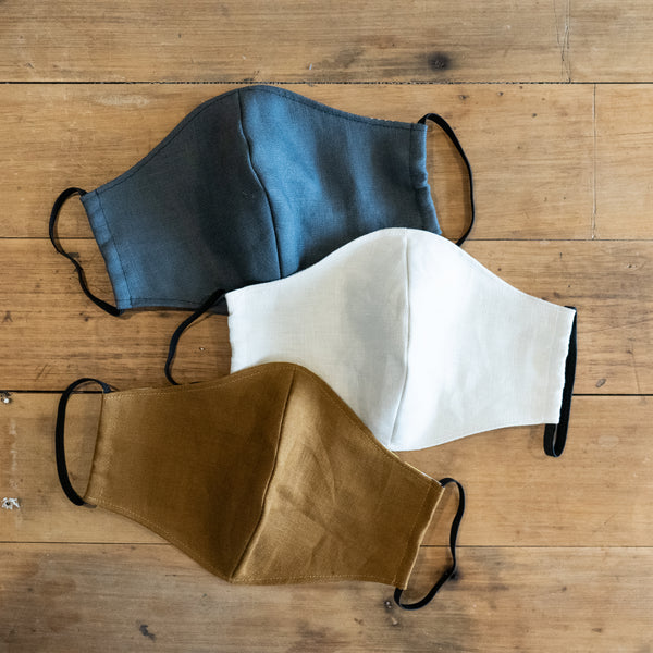 Reusable Face Masks - Triple Layer
