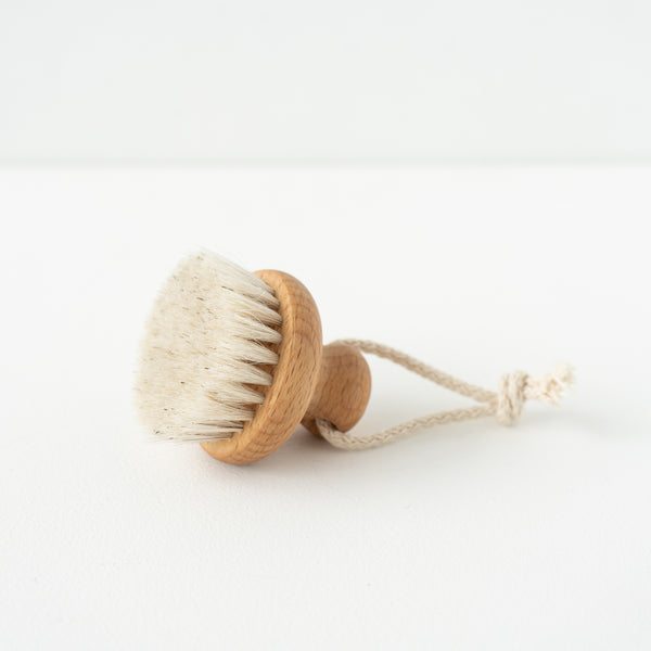 Face Brush soft goat bristles