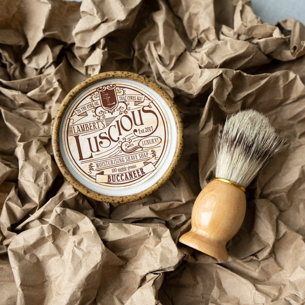 Boar Bristle Shaving Brush