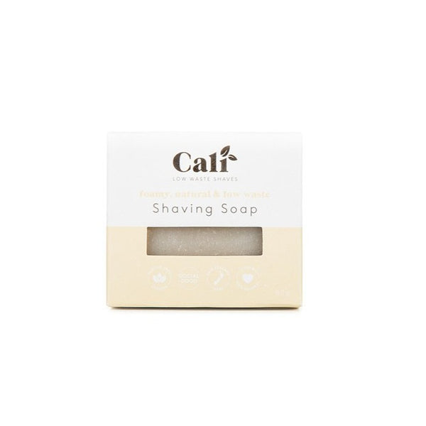 Caliwoods Shaving Soap Zero Waste Plastic Free NZ