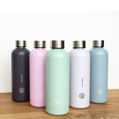 Lifetime Bottle 500ml - Powder Blue