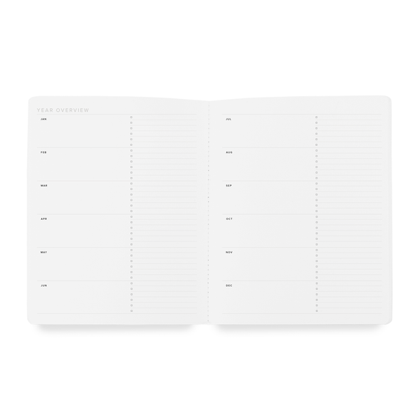 2021 Monthly Planner by Appointed
