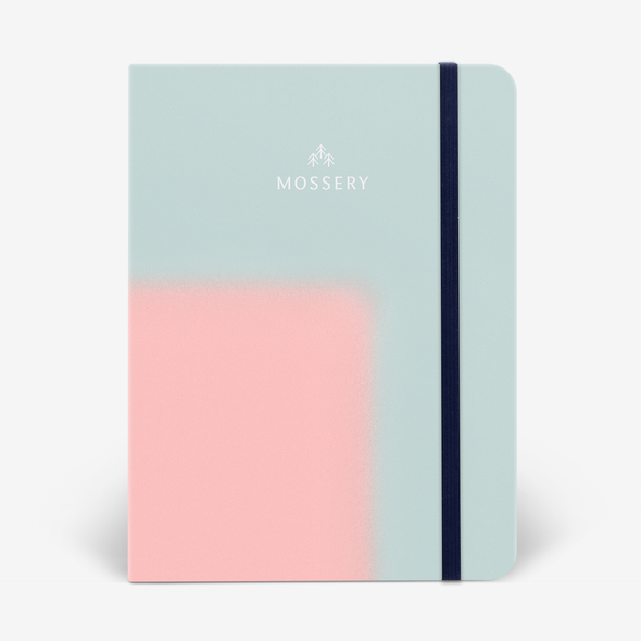 2021 Weekly & Monthly Horizontal Planner by Mossery
