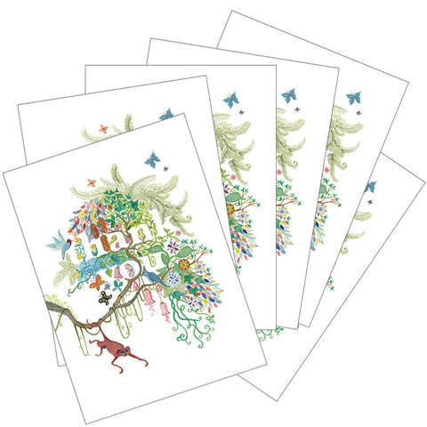 Little Otsu 6 Card Set