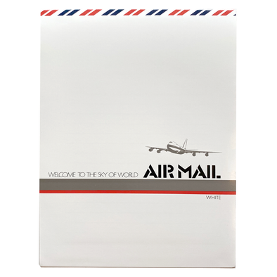 Air Mail Letter Pad Blank by Kanko Kogyo
