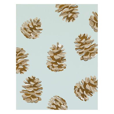 Pinecone Card by Amy Heitman
