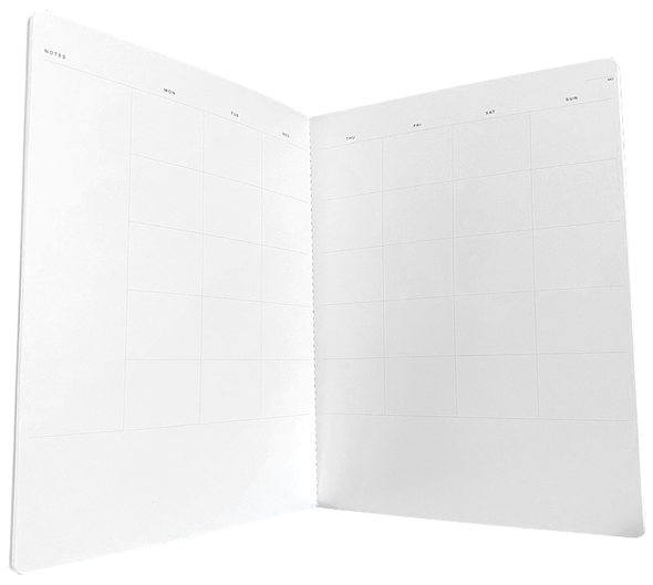Large Monthly Planner by Appointed