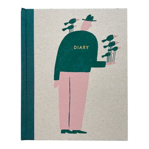 Diary No. 2 Limited Edition Notebook by Beija-flor