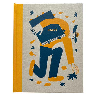Diary No. 4 Limited Edition Notebook by Beija-flor