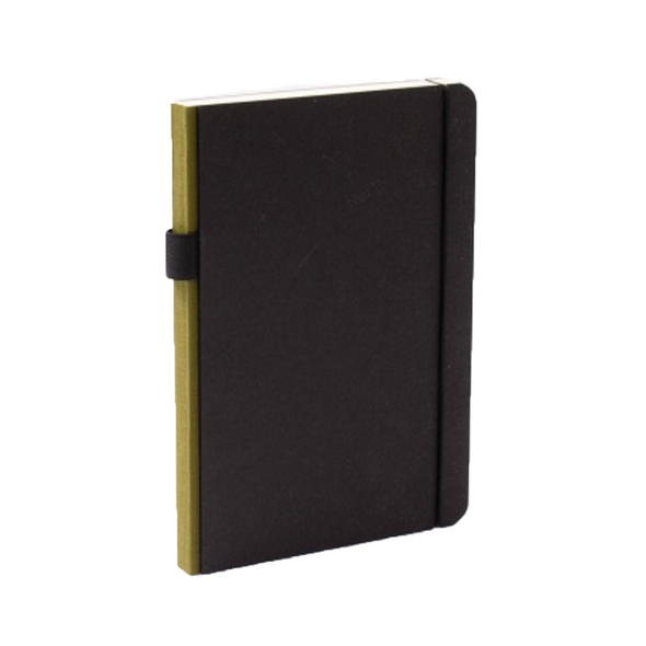 Contemporary A5 Lined Notebook by Bindewerk