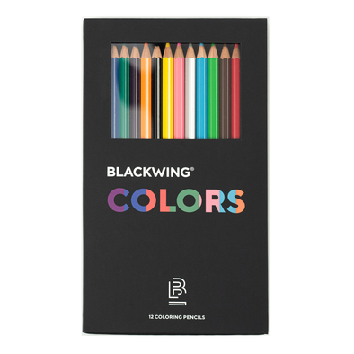 Colors Pencil Set by Blackwing