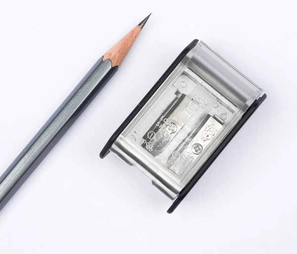 Compact Two-Step Long Point Sharpener by Blackwing