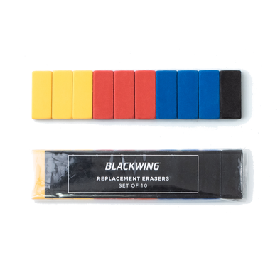 Vol. 155 Replacement Eraser Pack by Blackwing