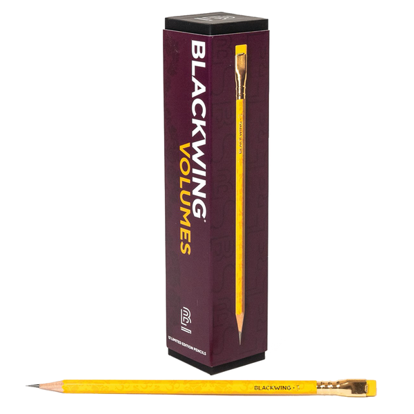 Volumes 3 Pencil Set by Blackwing