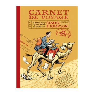 Carnet De Voyage by Craig Thompson