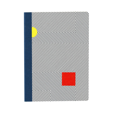 Cinetique A5 Notebook by Papier Tigre