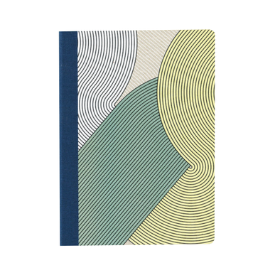 Circuits A5 Notebook by Papier Tigre