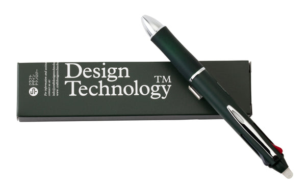 FriXion Ball 3 Metal Multi Pen by Craft Design Technology